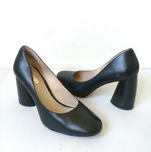 Louise et Cie Jayant black pumps heels size 10